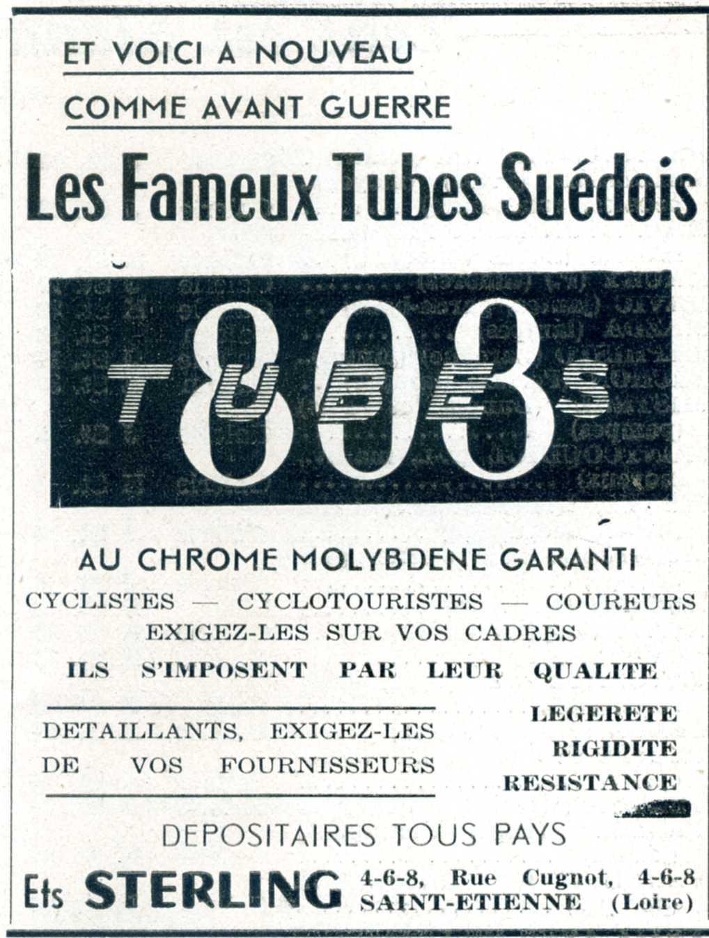 """CADRE course fin 40 début '50 """"tubes 808  professionnel """"  File"""