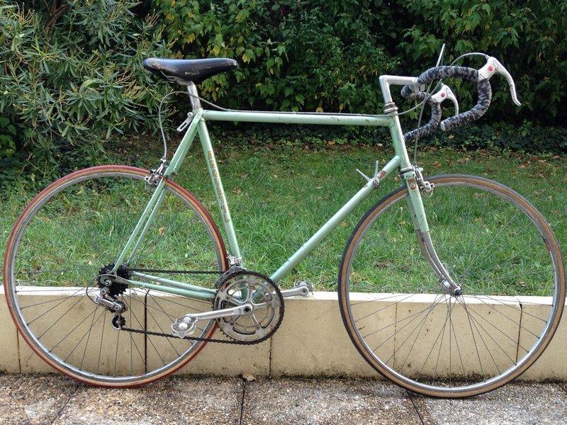 Jacques Anquetil / France Loire File