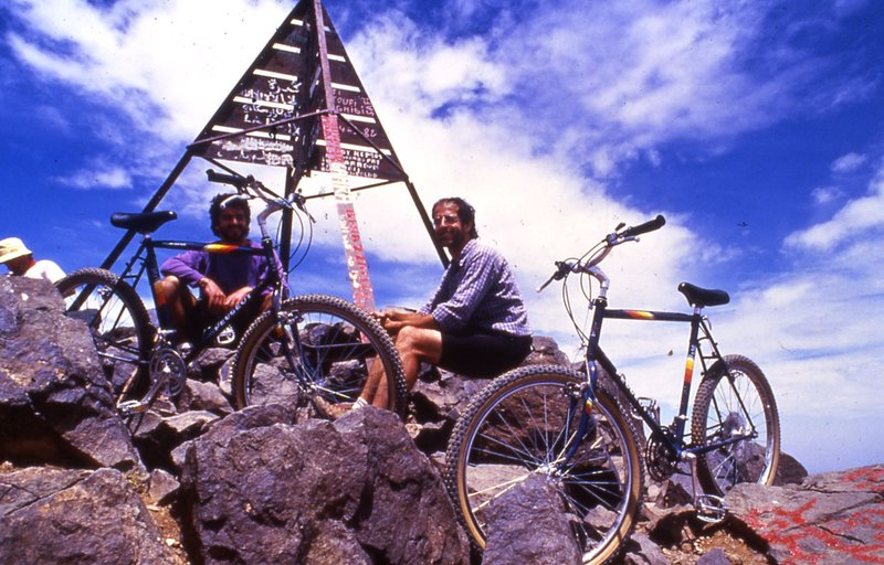 VTT Peugeot Alpine Express 11/1987 File