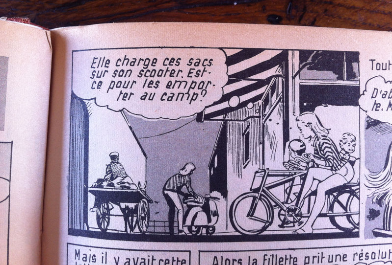 velo semi couché sociable BD 1962.jpg