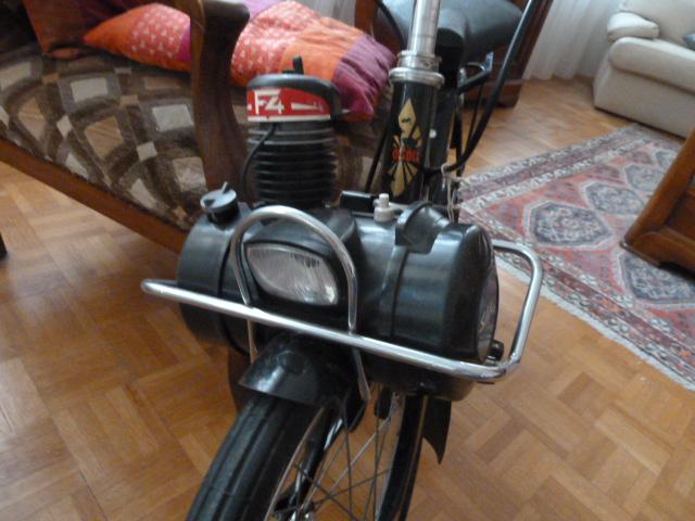 refabrication moteur solex f4