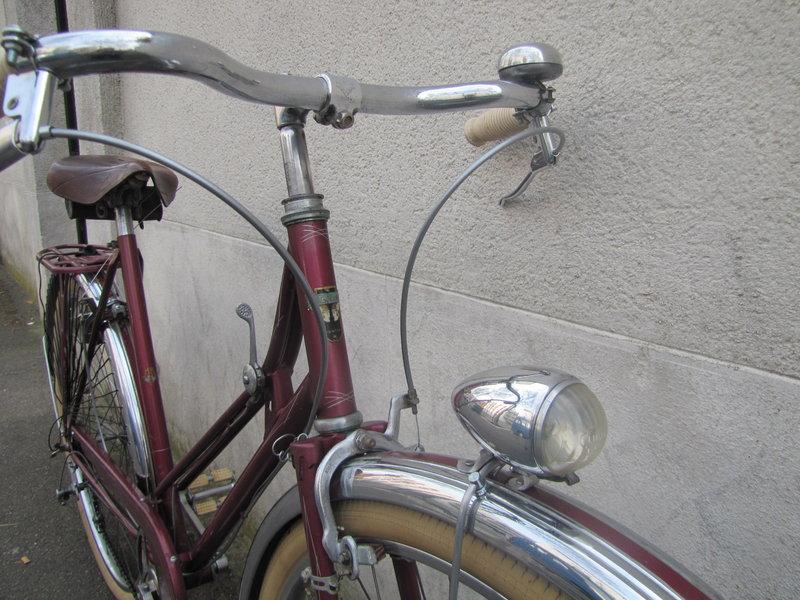 MOTOBECANE 1948-54 File