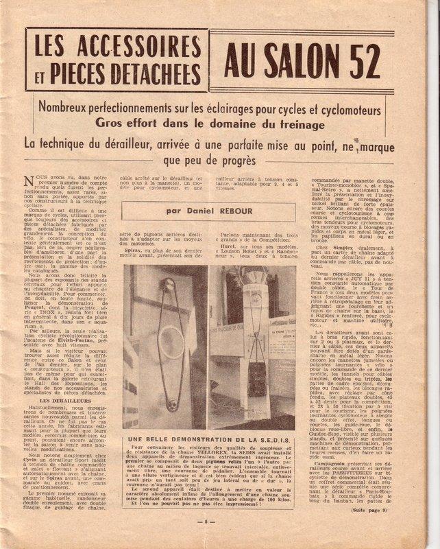 1950 s règles de datation