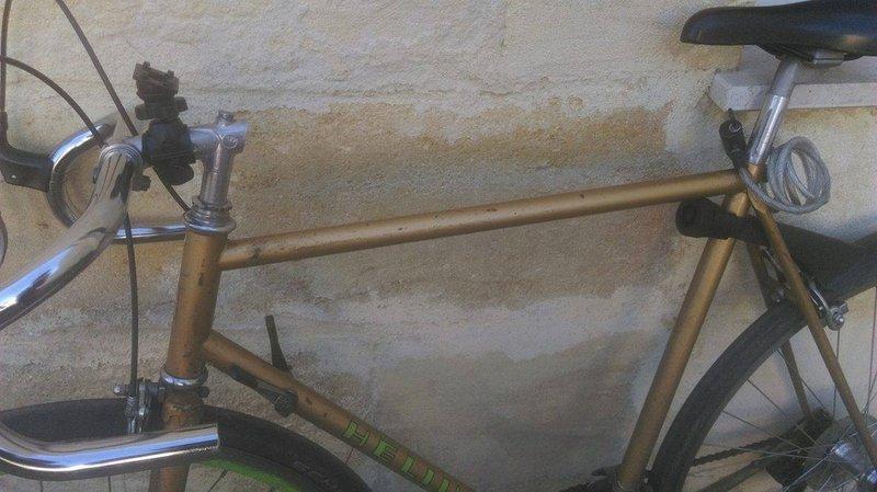 Vélo de datation