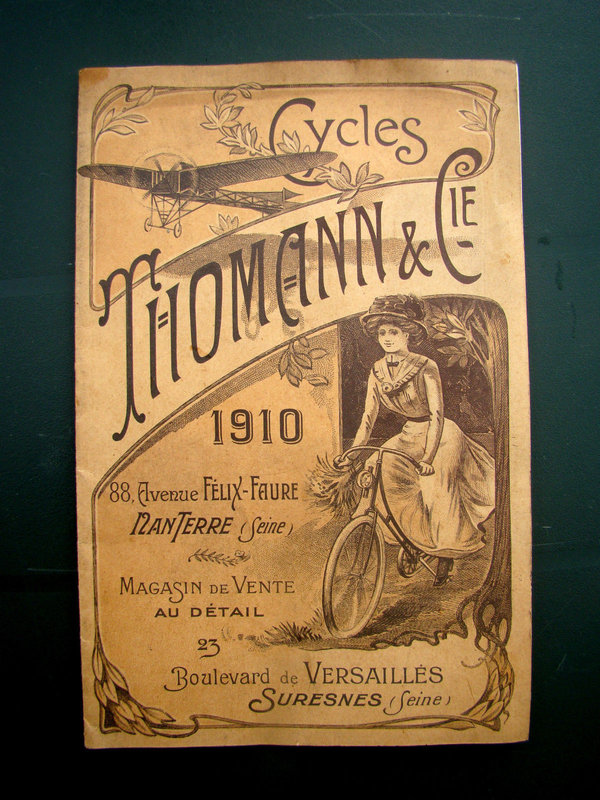 Forum Tonton Vélo • Afficher le sujet - Thomann catalogue