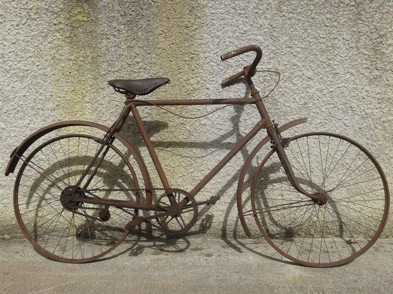 Vélo datant