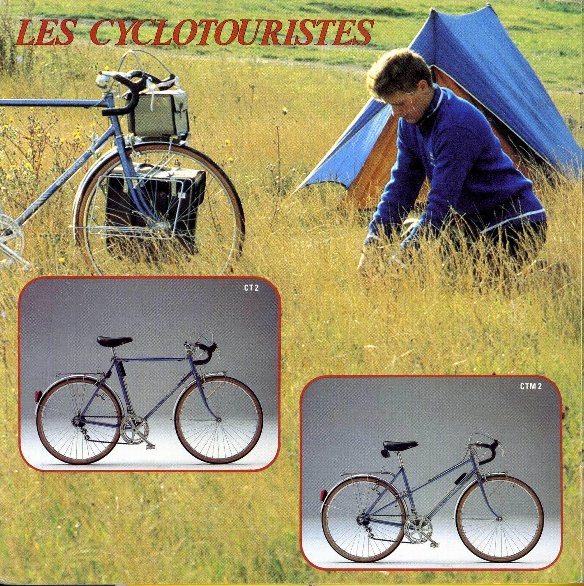 catalogue MOTOBECANE  1980 File