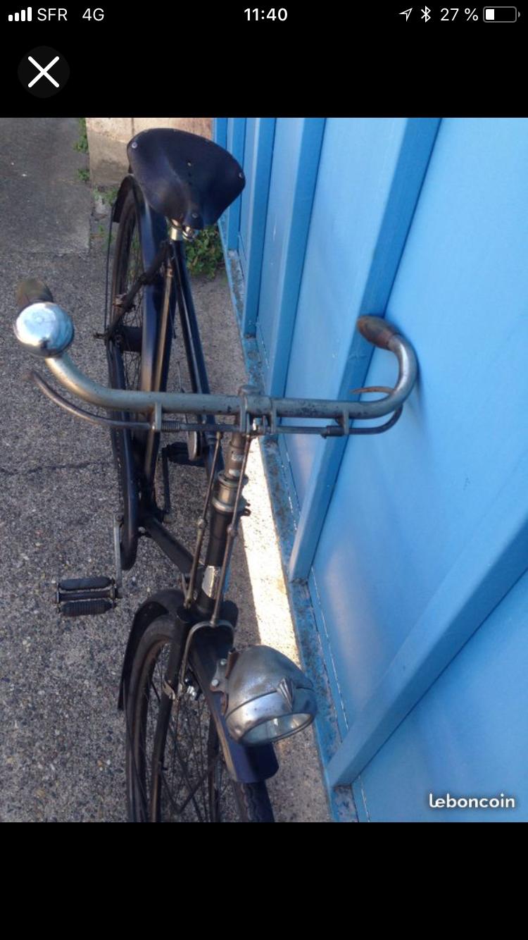 Humber vélo datant datant de vêtements vintage fabriqués en Corée