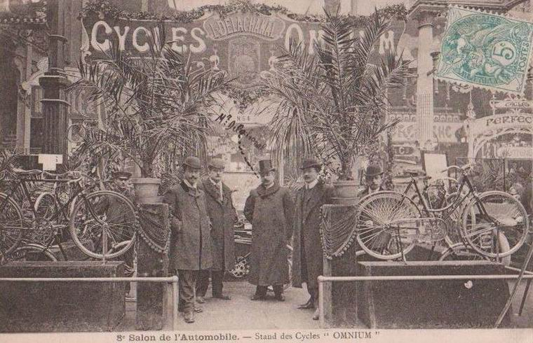 """Résultat de recherche d'images pour """"velo cycles omnium"""""""