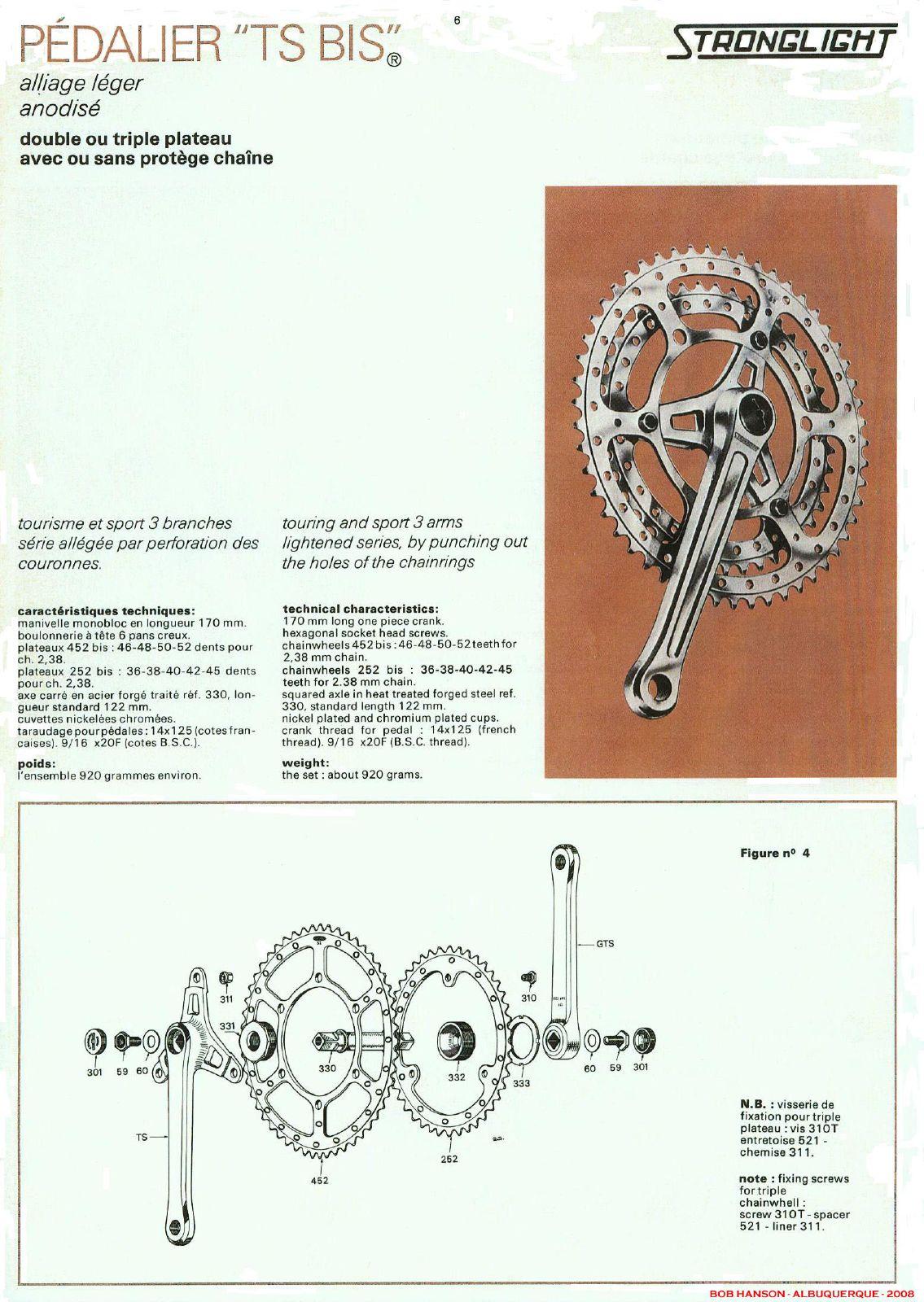 Manufrance Poulidor Super Vitus 971 File