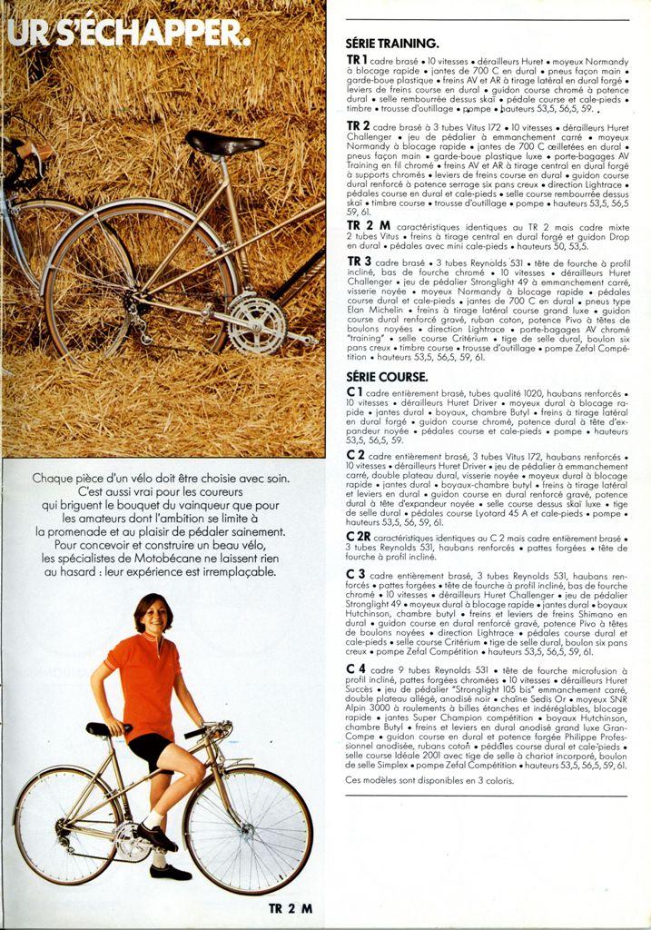 Motobécane doré en columbus 1978 File